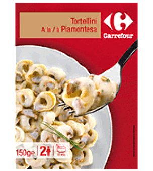Carrefour Tortellini a la Piamontesa 150 g