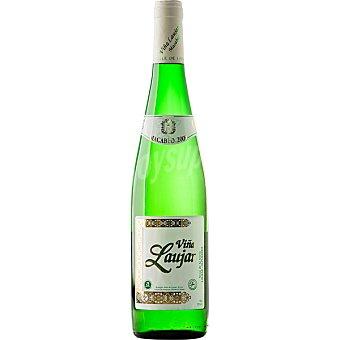 VIÑA LAUJAR Vino blanco macabeo de la Tierra Laujar Alpujarra  Botella de 75 cl