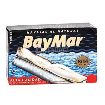 Baymar Navajas 8/14 piezas Lata 63 gr