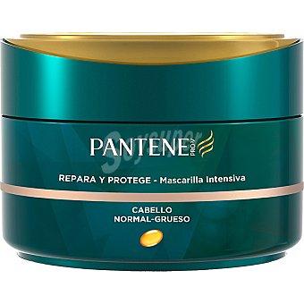 Pantene Pro-v Mascarilla intensiva repara y protege cabello normal-grueso Tarro 200 ml
