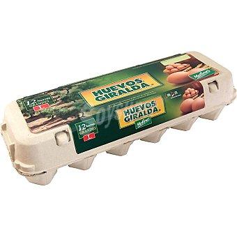 Giralda Huevos clase L calidad certificada Estuche 1 docena