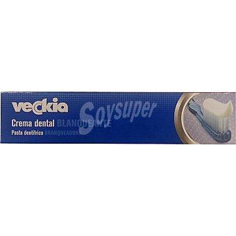 Veckia Pasta dentífrica blanqueante Tubo 75 ml