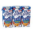 Bebida con leche mediterráneo zero Pack 3 unidades 330 ml Bifrutas Pascual