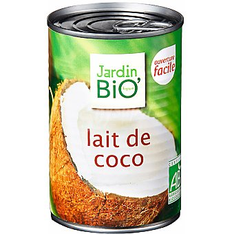 Jardin Bio Leche de coco ecológica Envase 40 cl