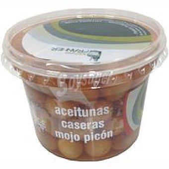 FRANHER Aceitunas caseras mojo picón Tarrina 300 g