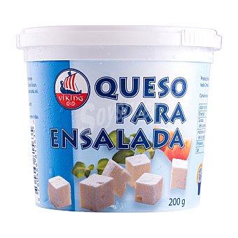 Viking Queso blanco para ensalada en salmuera (taquitos) Tarrina 390 g escurrido 200 g