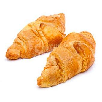 Eroski Croissant de mantequilla 6 unid