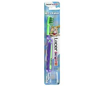 Lacer Cepillo dental infantil Blister 1 ud
