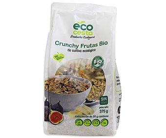 ECOCESTA Cereales ecológicos crujientes con frutas 375 gramos