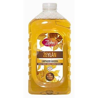 Zorka Limpiador bioalcohol para madera Botella 1 litro