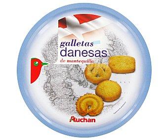 Auchan Galletas danesas de mantequilla 454 g