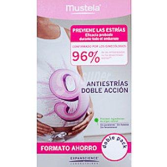 MUSTELA Duo antiestrias 9 Meses Tubo 300 ml