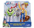 Pack con 3 figuras articuladas, Forky, Buzz Lightyear y Buddy, 4. Toy Story