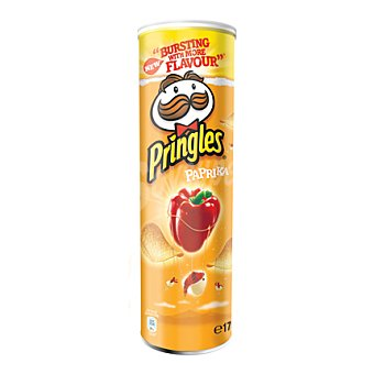 Pringles Patatas Paprika 175 g
