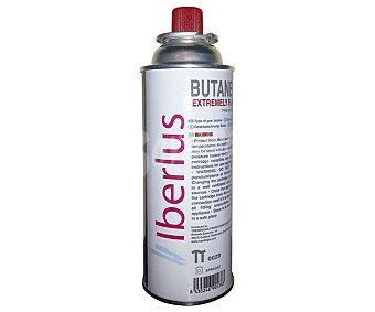 Iberlus Cartucho de gas butano para cocinas y hornillos de camping, iberlus