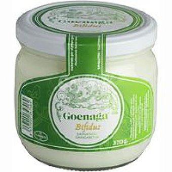 GOENAGA Bífidus desnatado natural artesano Tarro 370 g