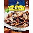 Selección de setas-hongos Bandeja 200 g Carretilla