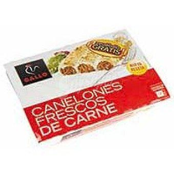 Gallo Canelones de carne Bandeja 325 g