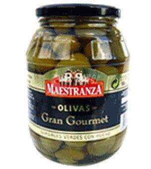 Maestranza Aceitunas gordales verdes con hueso 550 g