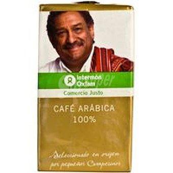 Intermón Oxfam Café molido 100% Arábica Paquete 250 g