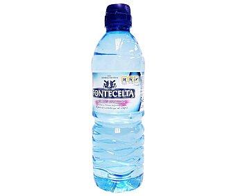 Fontecelta Agua mineral Botella de 50 centilitros