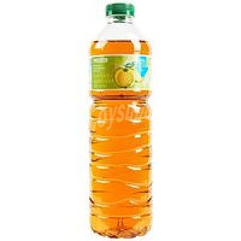 Eroski Refresco de manzana sin gas Botella 1,5 litros