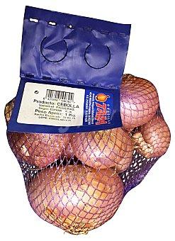Cebolla Figueres (red morada) Malla de 1 kg