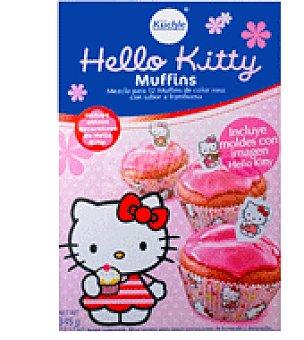 Küchle Preparado para muffins hellog kitty 345 g