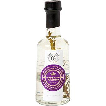 Club del gourmet Vinagre de vino al romero botella 250 ml botella 250 ml