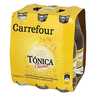 Carrefour Tónica Pack 6x20 cl