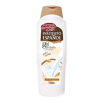 Instituto Español Gel de baño natural con leche y avena 1250 ml