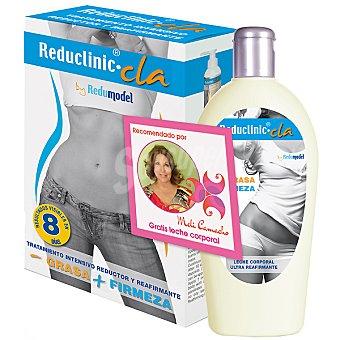 REDUMODEL pack Reduclinic con leche corporal reafirmante envase 900 ml