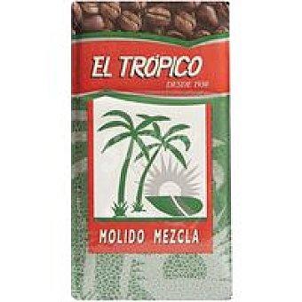 EL TROPICO Café molido mezcla Paquete 250 g