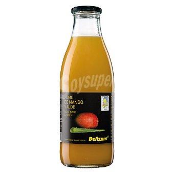 Delizum Zumo mango con aloe vera ecológico 1 l