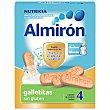 Advance Galletitas sin gluten Caja 250 g Almirón Nutricia