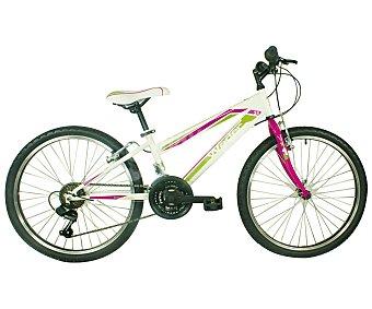Wader Bicicleta Junior de Montaña Chica, 18 Velocidades 1 Unidad