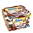 Copa de chocolate y nata Dalky Duo Pack de 4x90 g La Lechera Nestlé