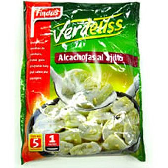 Findus Alcachofas al ajillo Verdeliss Bolsa 230 g