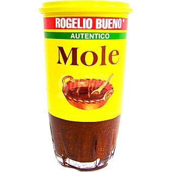 BUENO Mole rojo en pasta Vaso 245 g