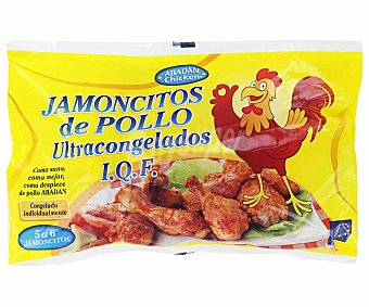 Abadan Jamoncitos de pollo 900 gr