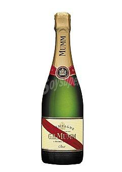 G.H. MUMM Cordon Rouge champagne brut  botella 75 cl