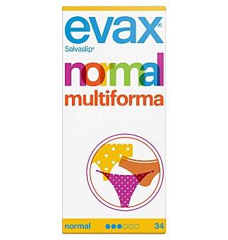 Evax Salvaslip normal-multiforma 34 unidades