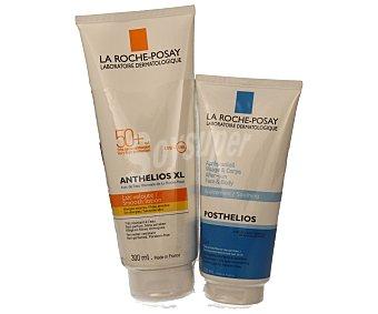 La Roche-Posay Leche solar especial para alergias solares con factor de protección 50 300 ml