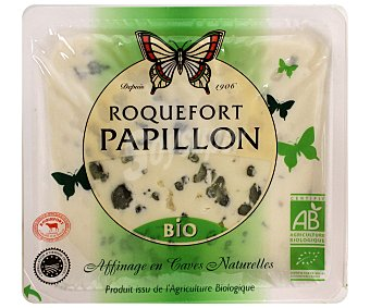 PAPILLON Queso Roquefort Biológico 100 Gramos