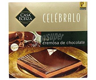 Casa Eceiza Tarta de Chocolate de 6 a 8 raciones 500 Gramos