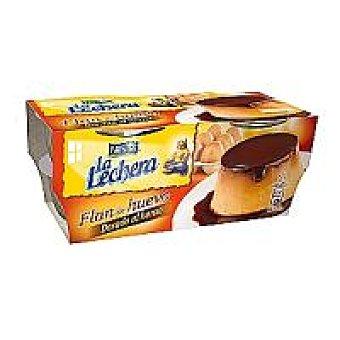 La Lechera Nestlé Flan artesano Pack 4x100 g