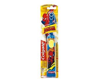 Colgate Cepillo Baterías Infantil Spiderman Colgate Blister 1 ud