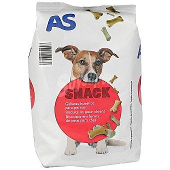 AS Sanck para perros galletas huesitos perro bolsa 500 gr Bolsa 500 gr