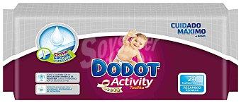 Dodot Activity Toallitas Activity 24 unidades