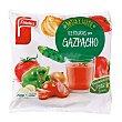 Verduras para gazpacho 700 g Findus